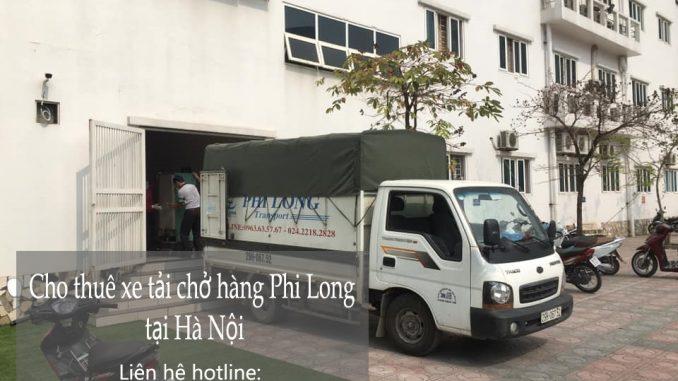 Taxi tải Hà Nội Phi Long tại phố Đặng Vũ Hỷ