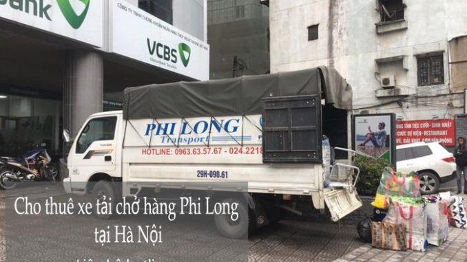 Dịch vụ taxi tải tại phố Nguyễn Ngọc Nại