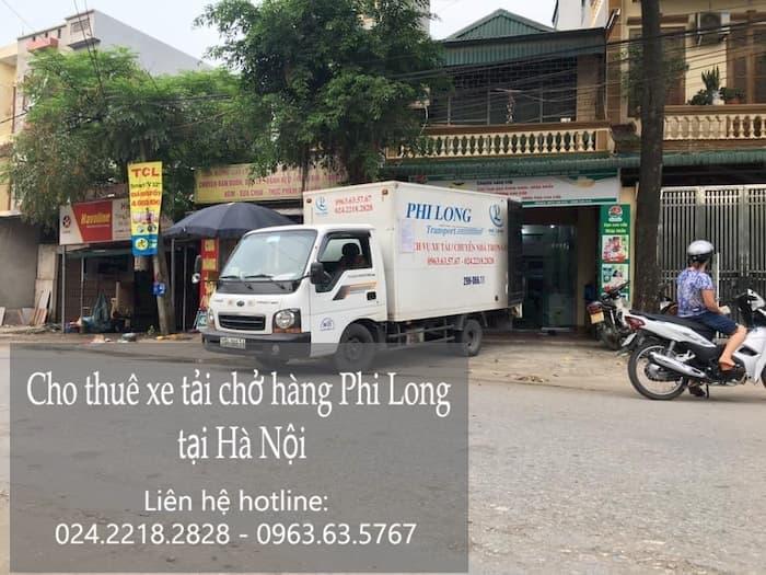 Dịch vụ taxi tải tại phố Tam Khương