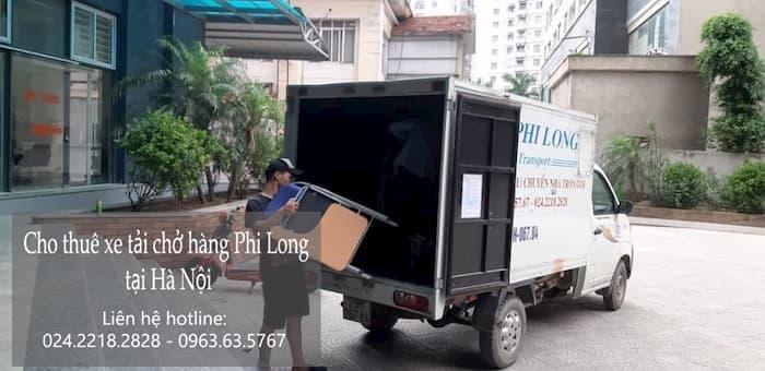 Dịch vụ taxi tải tại phố Tân Khai 2019