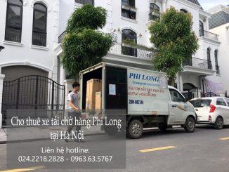 Dịch vụ xe tải Phi Long tại phố Cầu Diễn