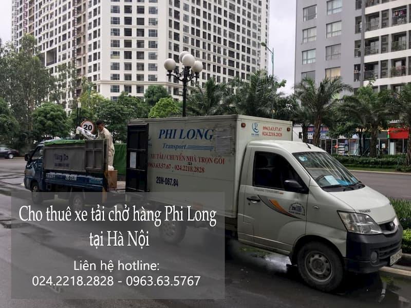 Dịch vụ taxi tải Phi Long tại phố Huỳnh Tấn Phát