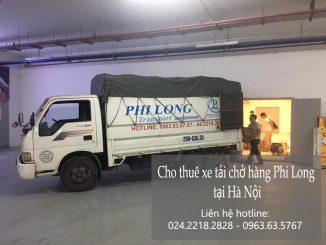 Taxi tải giá rẻ Hà Nội tại phố Bùi Xuân Phái