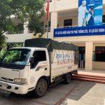 Dịch vụ taxi tải Hà Nội tại phường Ngọc Hà