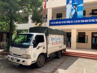 Dịch vụ taxi tải Hà Nội tại phường Lê Đại Hành
