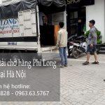 Taxi tải Hà Nội uy tín tại đường Hồ Tùng Mậu