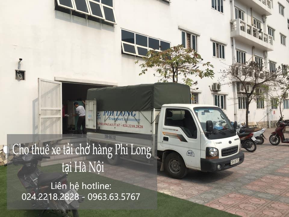 Taxi tải Hà Nội chuyên nghiệp tại phố Đông Ngạc