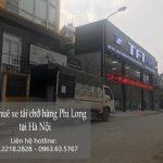 Xe tải chuyên nghiệp giá rẻ Phi Long tại phố Duy Tân