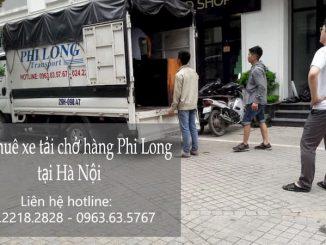 Dịch vụ Hà Nội taxi tải tại phố Ngọc Hồi