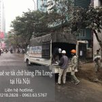 Taxi tải Hà Nội chất Lượng tại phố Mậu Lương