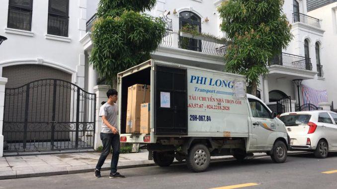 Dịch vụ cho thuê xe tại xã Duyên Hà