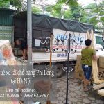 Công ty taxi tải Hà Nội chất lượng tại phố Bắc Sơn