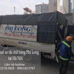 Công ty vận chuyển chất lượng Hà Nội tại phố Cao Lỗ
