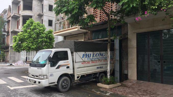 Dịch vụ taxi tải tại xã Nguyên Khê