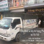 Công ty xe tải chất lượng Hà Nội phố Cửa Bắc