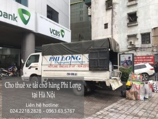 Công ty xe tải Hà Nội chở hàng tết phố Láng Hạ