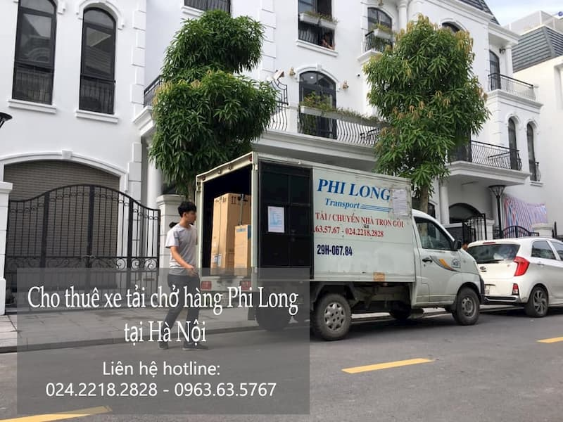 Hãng xe tải chất lượng Hà Nội đường Trần Quang Khải