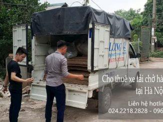 Dịch vụ taxi tải tại xã Tuy Lai