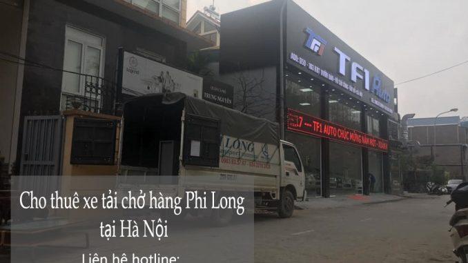 Dịch vụ taxi tải tại xã Hùng Tiến