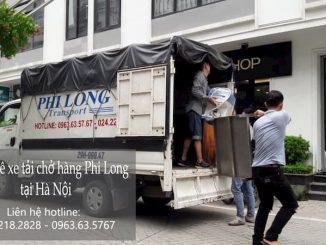 Dịch vụ taxi tải Phi Long tại xã Tân Hội