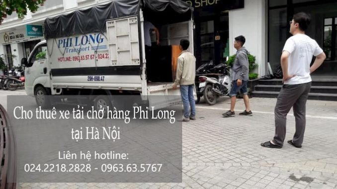 Hãng xe tải chuyên nghiệp Phi Long phố Đoàn Nhữ Hài