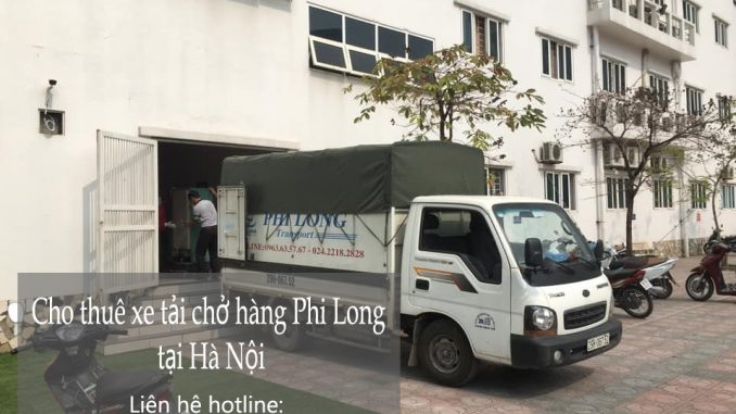 Dịch vụ taxi tải Hà Nội tại quận Hà Đông