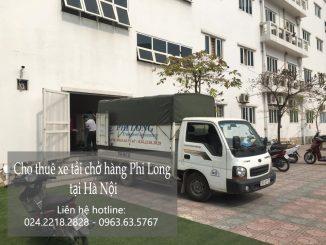 Dịch vụ taxi tải tại xã Thượng Mỗ