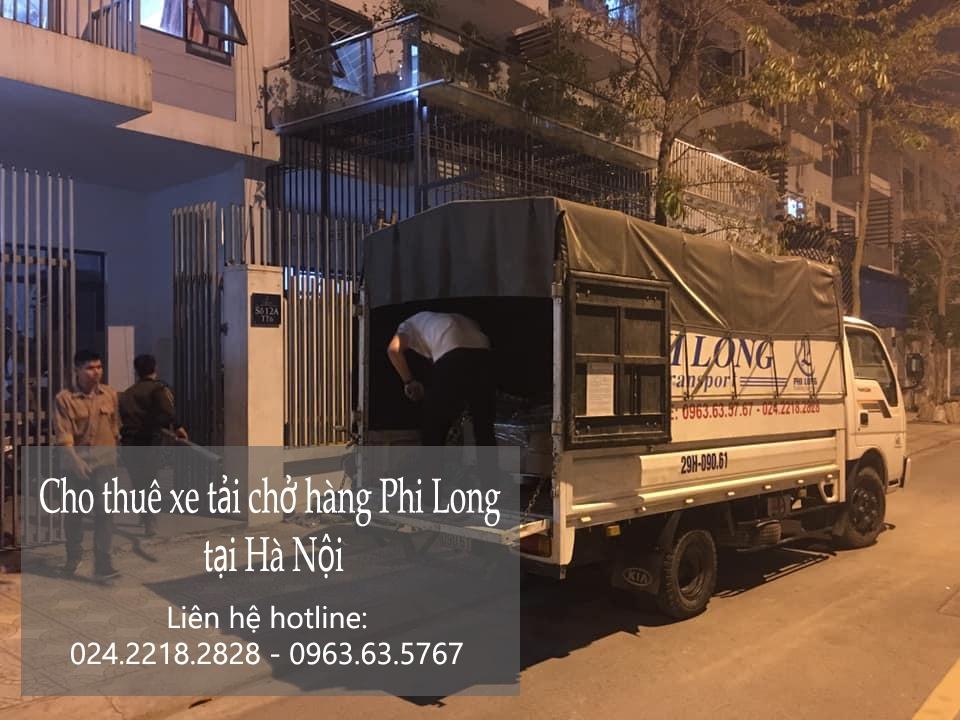Taxi tải chất lượng Phi Long phố Hai Bà Trưng