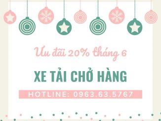 Taxi tải chất lượng cao tại xã Hồng Vân