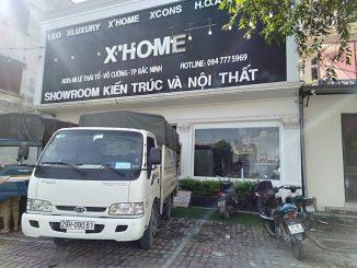 Dịch vụ taxi tải Hà Nội phố Hùng Vương