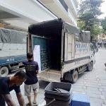 Taxi tải chở hàng chất lượng Phi Long phố Quang Trung