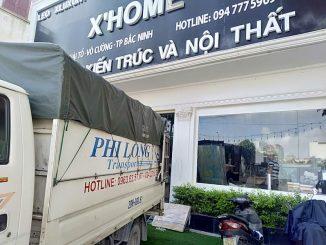 Hãng xe tải chất lượng cao Phi Long phố Trần Nhân Tông