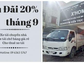 Dịch vụ taxi tải Phi Long tại xã Nam Phong