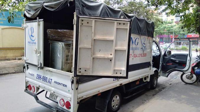 Vận tải chất lượng cao Phi Long phố Bạch Mai
