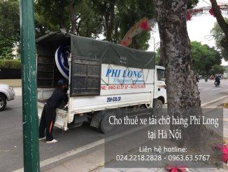 Hãng xe tải chất lượng Phi Long phố Hoàng Hoa Thám