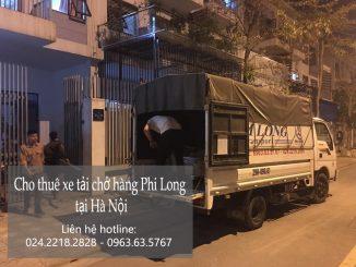 Dịch vụ taxi tải Hà Nội tại đường Mỹ Đình