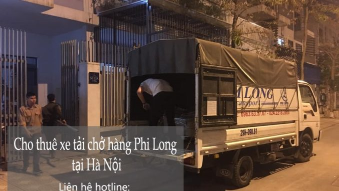 Dịch vụ taxi tải Phi Long tại đường Nguyễn Hoàng
