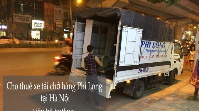 Dịch vụ taxi tải Hà Nội tại đường Cương Kiên