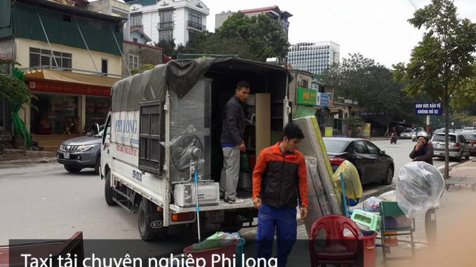 Dịch vụ taxi tải Hà Nội tại tại đường Tây Mỗ