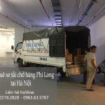 Dịch vụ taxi tải tại xã Tiến Xuân
