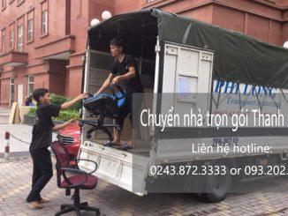 Dịch vụ taxi tải tại xã thạch xá