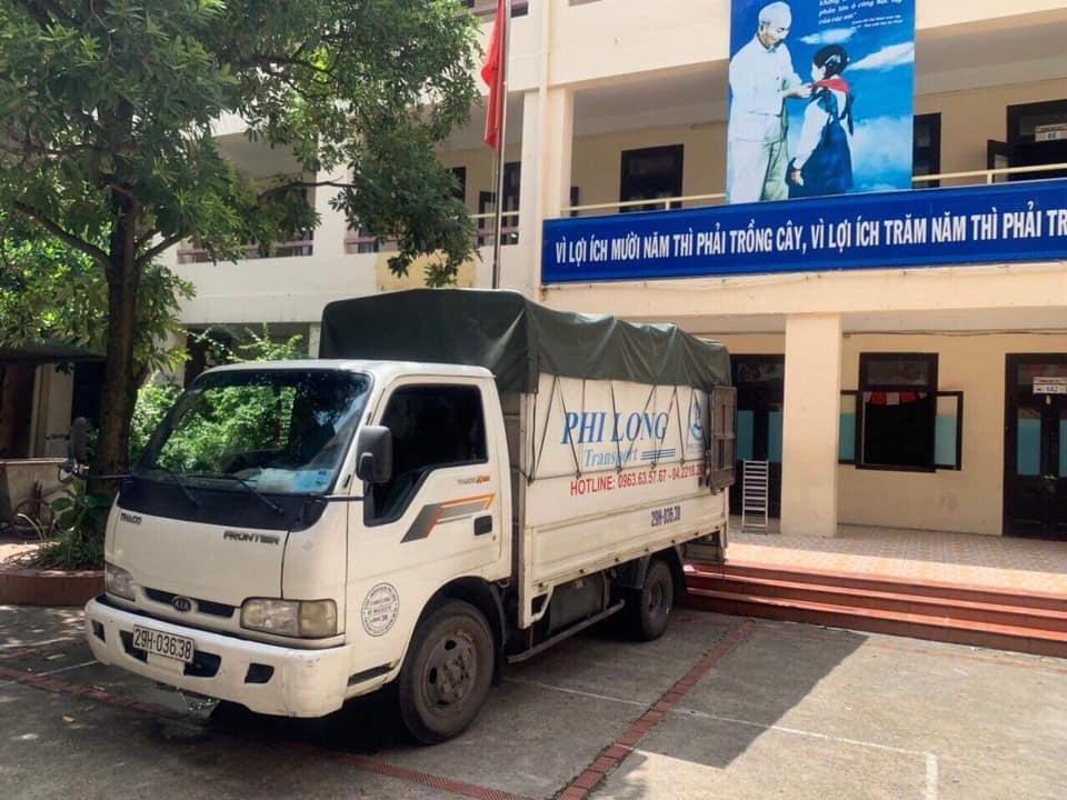 dịch vụ taxi tải tại phường thượng thanh
