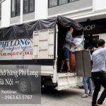 Dịch vụ taxi tải Phi Long tại phố Nguyễn Khoái