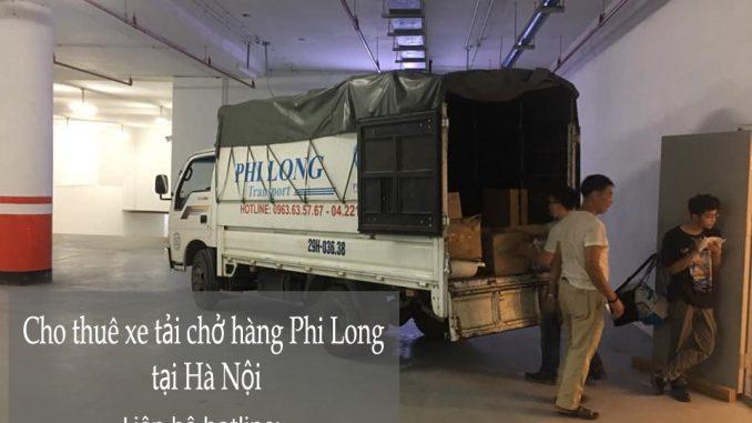 Dịch vụ taxi tải Hà Nội tại đường trần cung
