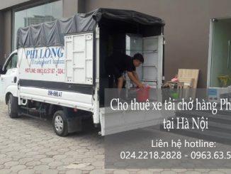 Dịch vụ taxi tải Hà Nội tại đường vũ tông phan