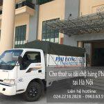 Dịch vụ taxi tải Hà Nội tại phố Nguyễn Lân