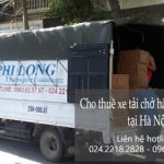 Dịch vụ taxi tải Hà Nội tại đường Tương Mai