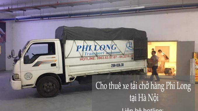 Dịch vụ taxi tải Phi Long tại đường Trần Vỹ