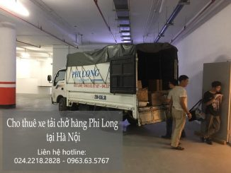 Dịch vụ thuê xe tải 500 kg tại đường lâm hạ