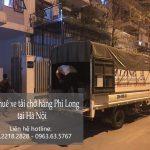 Dịch vụ taxi tải Phi Long tại đường Vũ Quỳnh